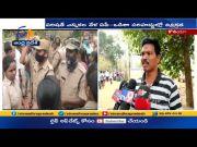 Tension Situation at AP- Odisha Border  | During Parishad Elections  (Video)