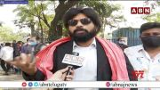 ABN:  Pawan Kalyan's Fan Vakeel Saab GETUP (Video)