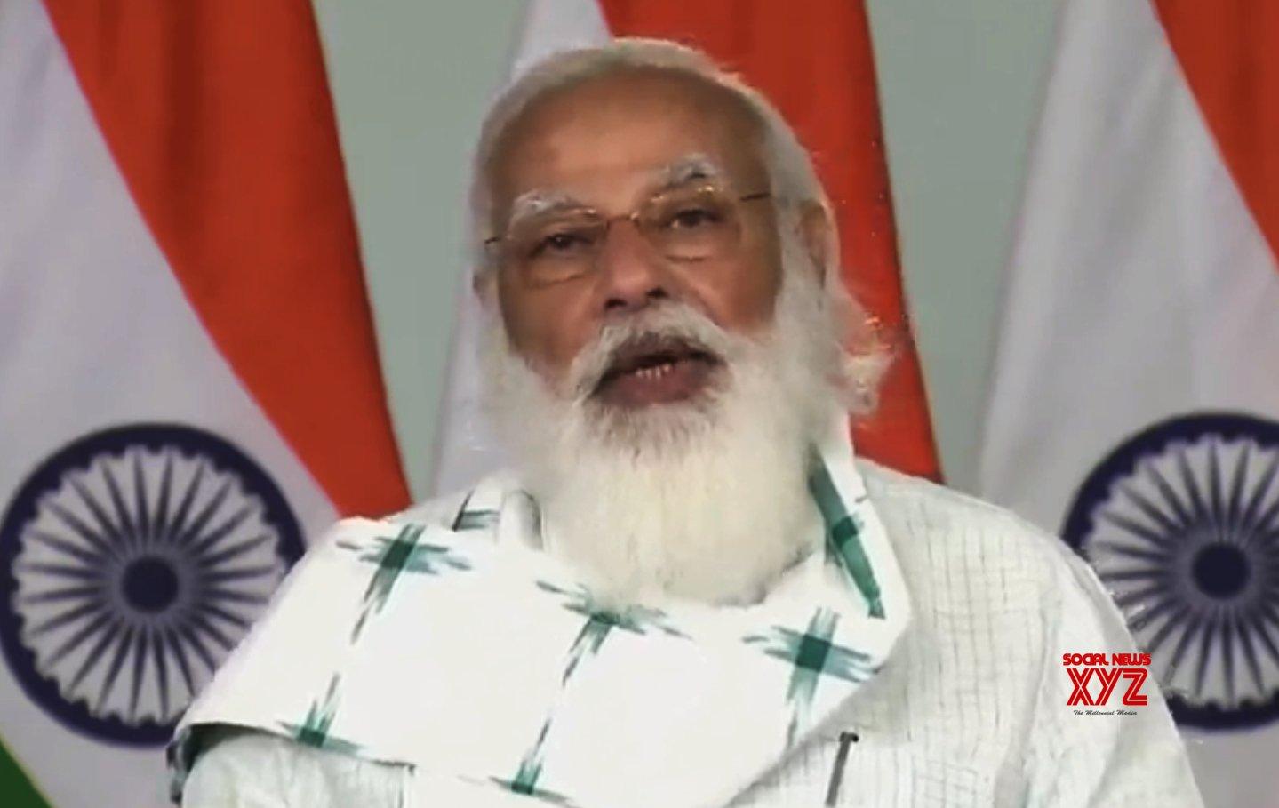 PM Modi, EU chief discuss Covid situation in India