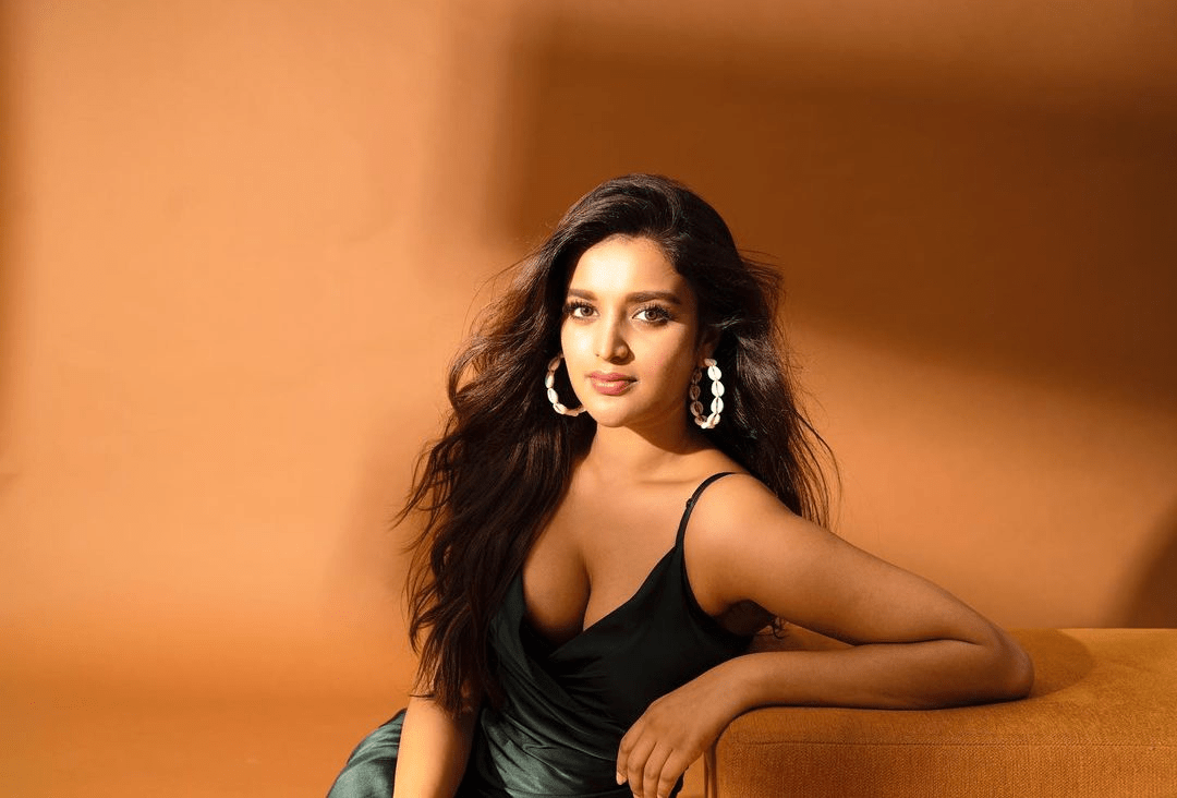 Actress Nidhhi Agerwal Latest Hot And Glamour Stills