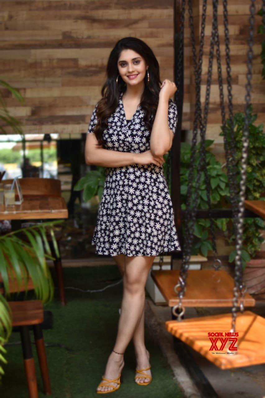 Actress Surbhi New Glamour Stills