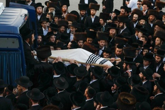 Tel Aviv: Israel holds day of mourning for stampede victims #Gallery