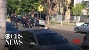 """Women describe """"terrifying"""" arrest that led them to sue Los Angeles Police Department (Video)"""