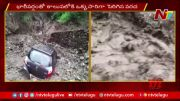 NTV: Massive Land Slide At Himachal Pradesh, Due To Heavy Rains l Ntv (Video)