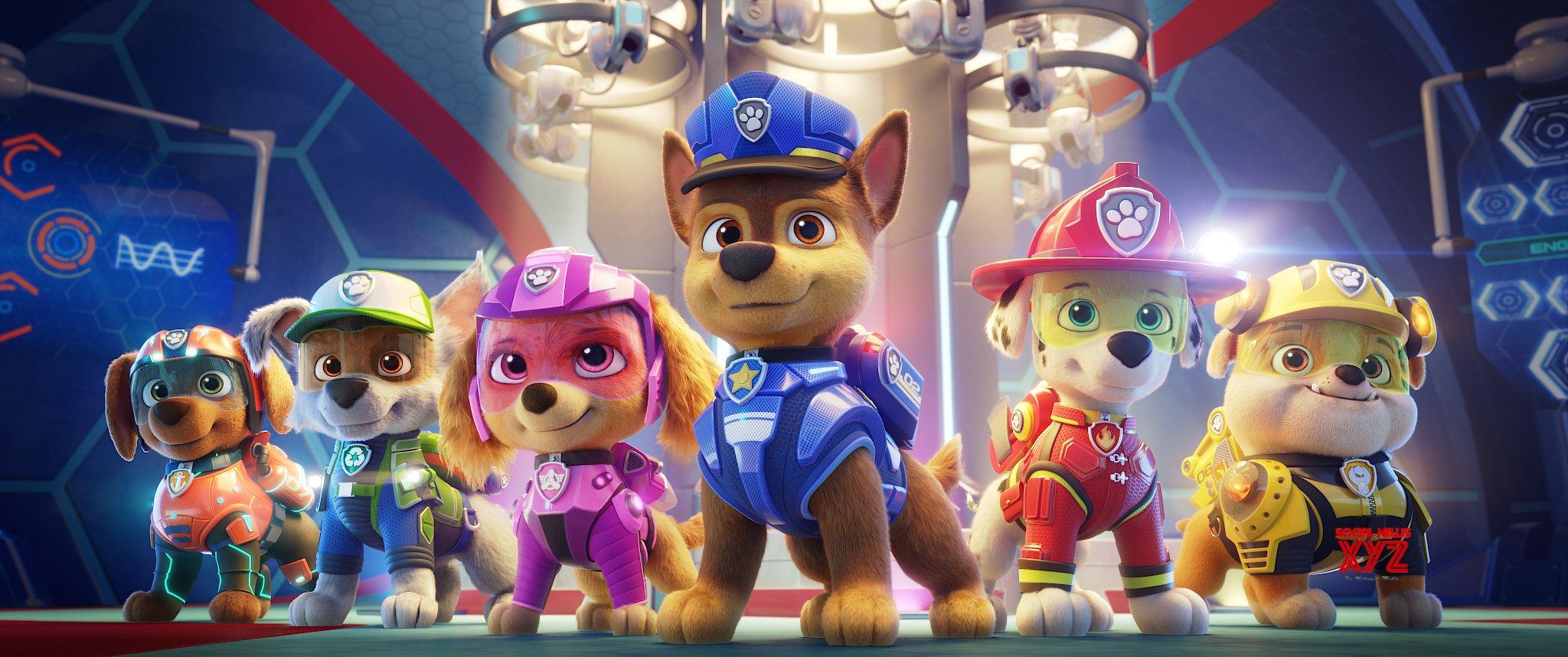 Paw Patrol The Movie HD Stills