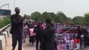 Parents of abducted students protest in Nigeria (Video)