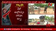 NTV: Special Report On AP-Telangana Border Curfew Situation (Video)