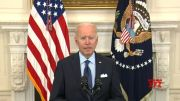 Biden sets new COVID vaccination goal as U.S. enters next phase in fight against the pandemic (Video)