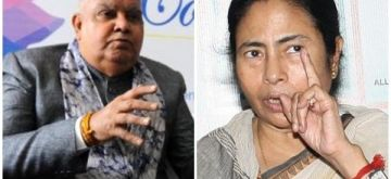 Resist from dictating state officials, Mamata writes to Dhankhar