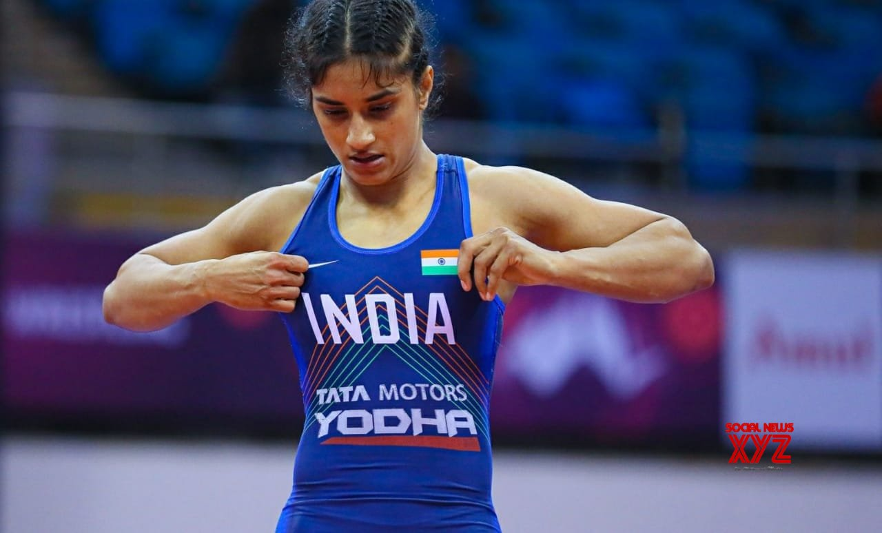 Poland Ranking Series: Vinesh clinches 53kg freestyle gold