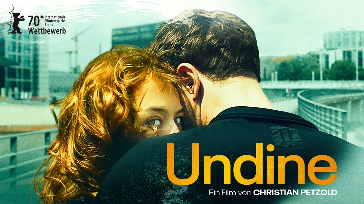 Undine Review:  A Baffling Romantic Tale Where Courses of Events and Fantasy Mix So Exceptionally and Gracefully (Rating: ***1/2)