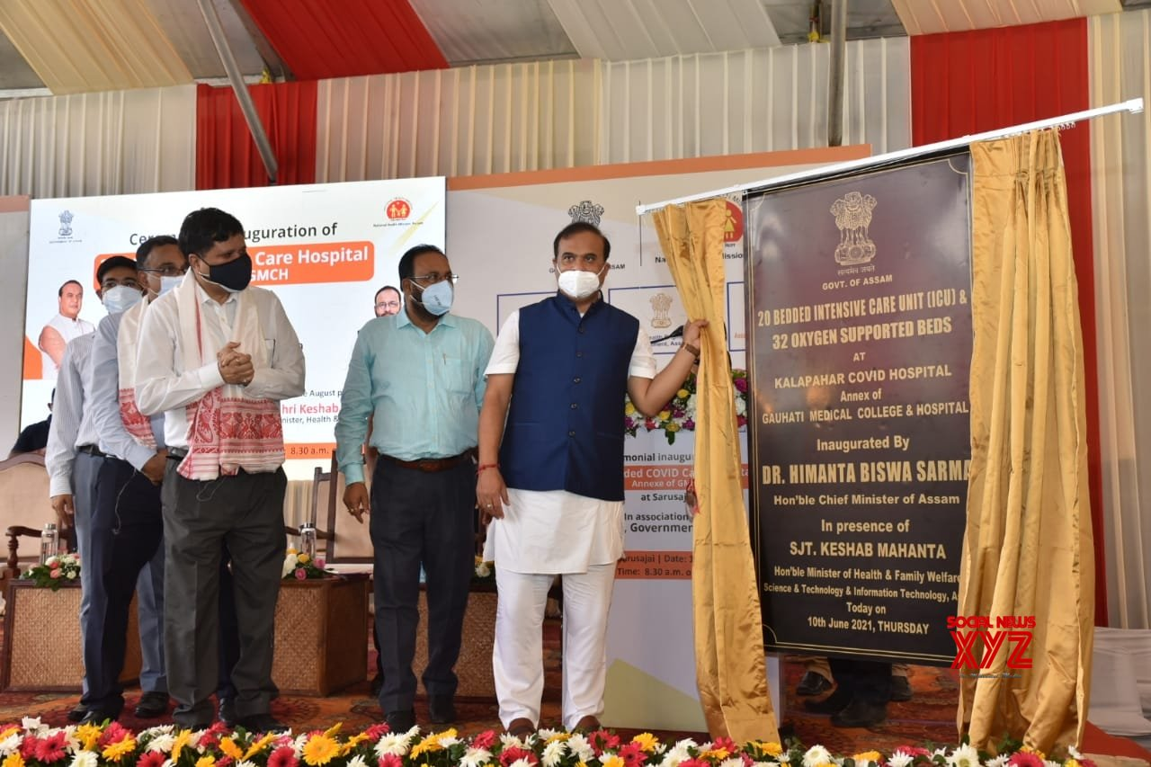 NE India's first DRDO supported Covid hospital in Assam
