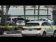 Man kills woman, child, himself at FL supermarket (Video)
