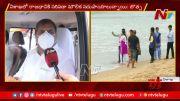 NTV: Minister Botsa Satyanarayana Face To Face Over Bobbili Venugopala Swamy Temple Assets Issue (Video)