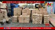 NTV: SEB Official Caught 5 Lakh Worth Liquor At Anantapur District (Video)