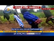 Villagers Carry Pregnant Woman on Shoulders for 4 Km| Due to Lack of Road Facilities| in Paderu  (Video)