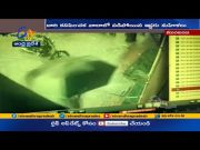 Mumbai Rains | Narrow Escape for 2 Women | as They Fall into Open Manhole | in Bhandup Area  (Video)
