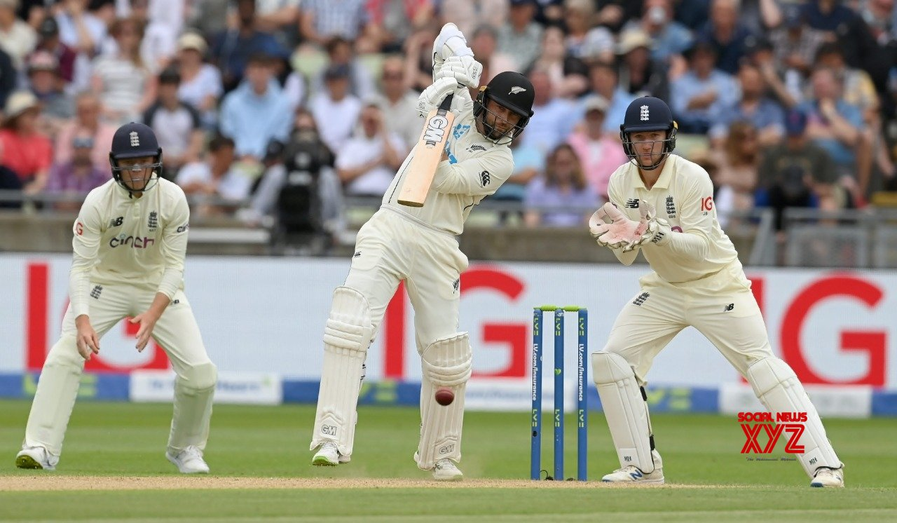 2nd Test: Young, Conway take New Zealand to strong position