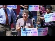 Parents of trans children plan move due to laws (Video)