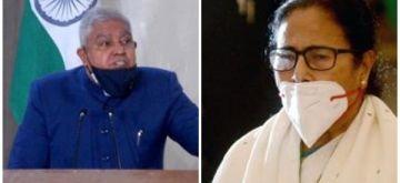 Mamata calls Dhankhar 'corrupt', Governor hits back
