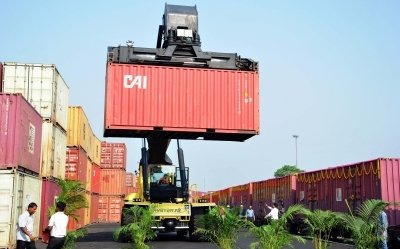 India's August exports rise by over 45%