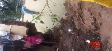 10 killed in landslide as rains pound Mumbai, MMR.