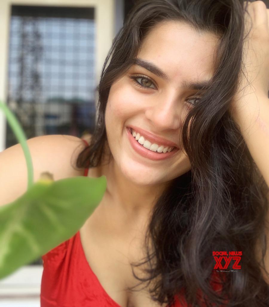 Actress Kavya Stills From Birthday Photoshoot