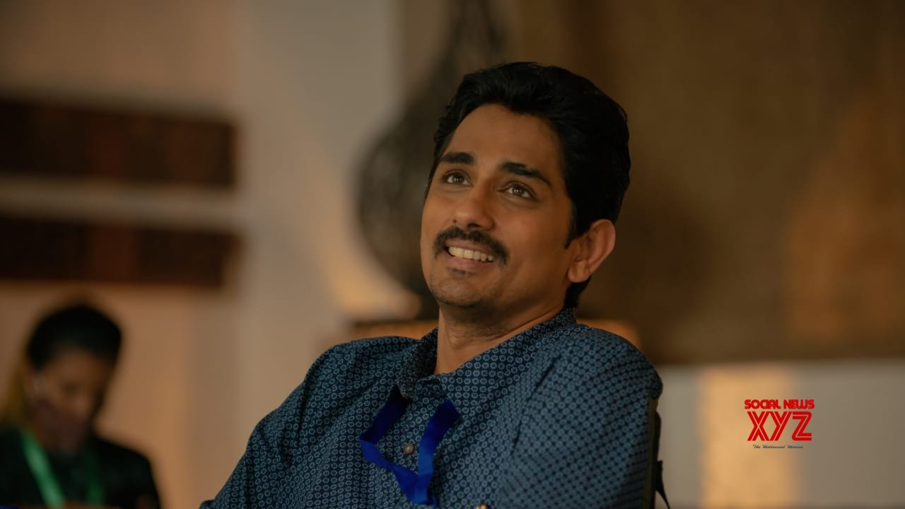 Actor Siddharth talks about his experience of working in 'Navarasa'