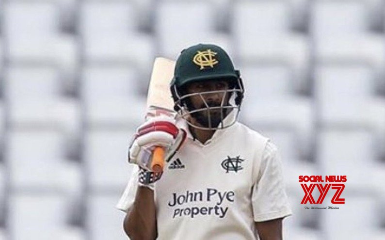Warm-up: Hameed's fifty helps county team stay afloat vs Indians