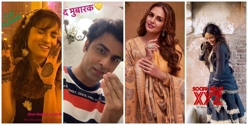 Bollywood and Tollywood wish fans Eid al-Adha on social media