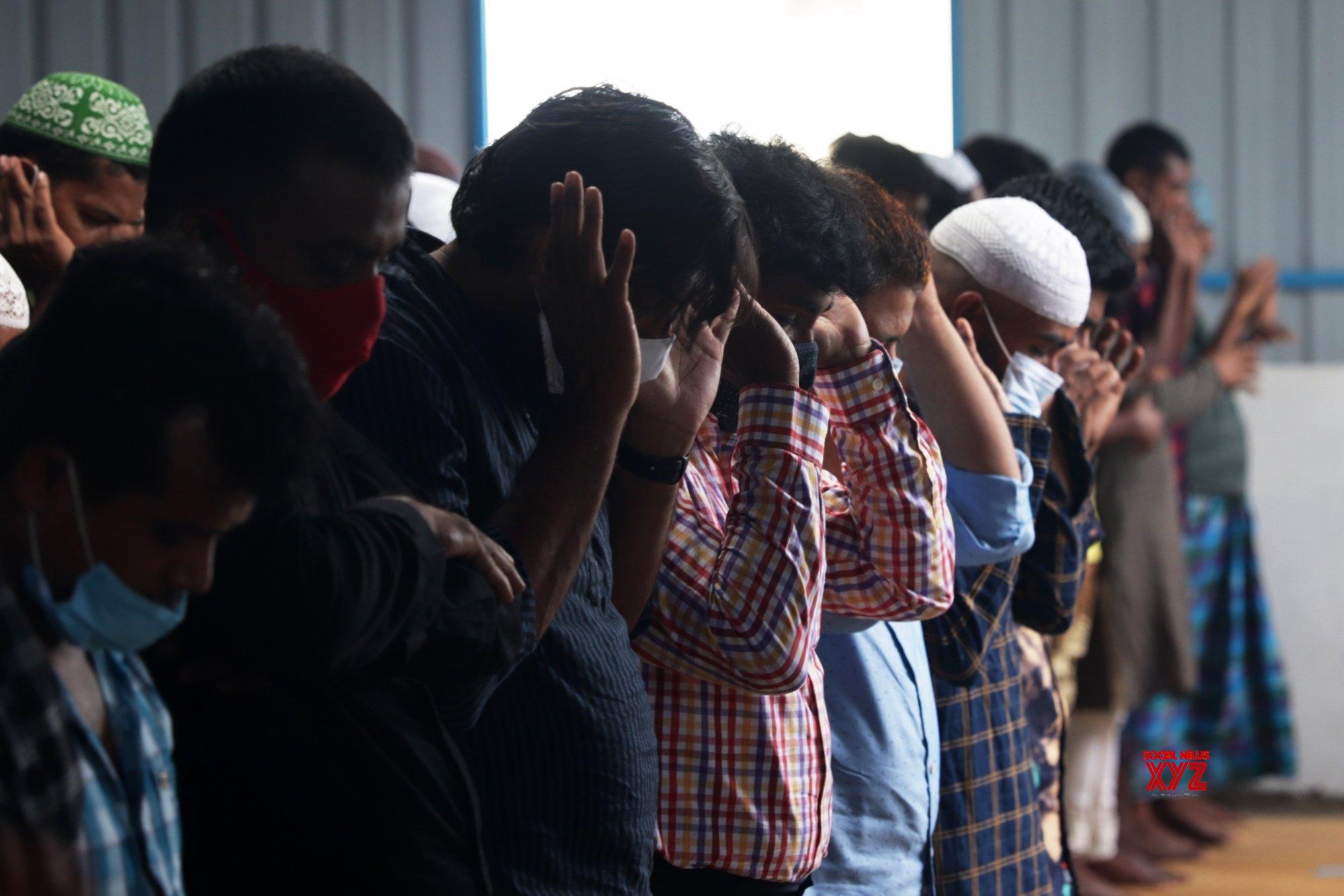 Chennai: Muslims offer Eid - al - Adha prayers in Chennai #Gallery