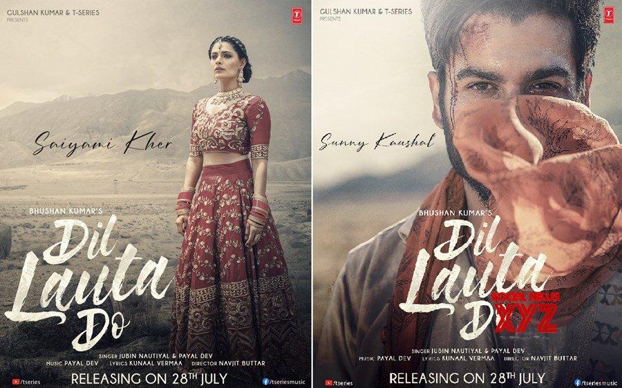 Saiyami Kher And Sunny Kaushal Collaborating On Dil Lauta Do