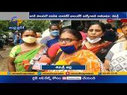 All Parties Extend Support to Shiva Sri   Seeks Don't Vacate Amara Reddy Nagar Residents   Tadepalli  (Video)