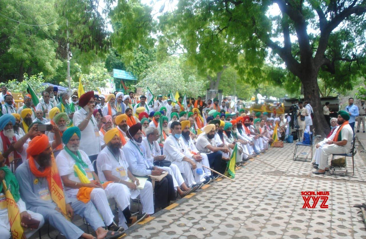 Kisan Sansad: Farmers plan to carry on protest till Aug 13