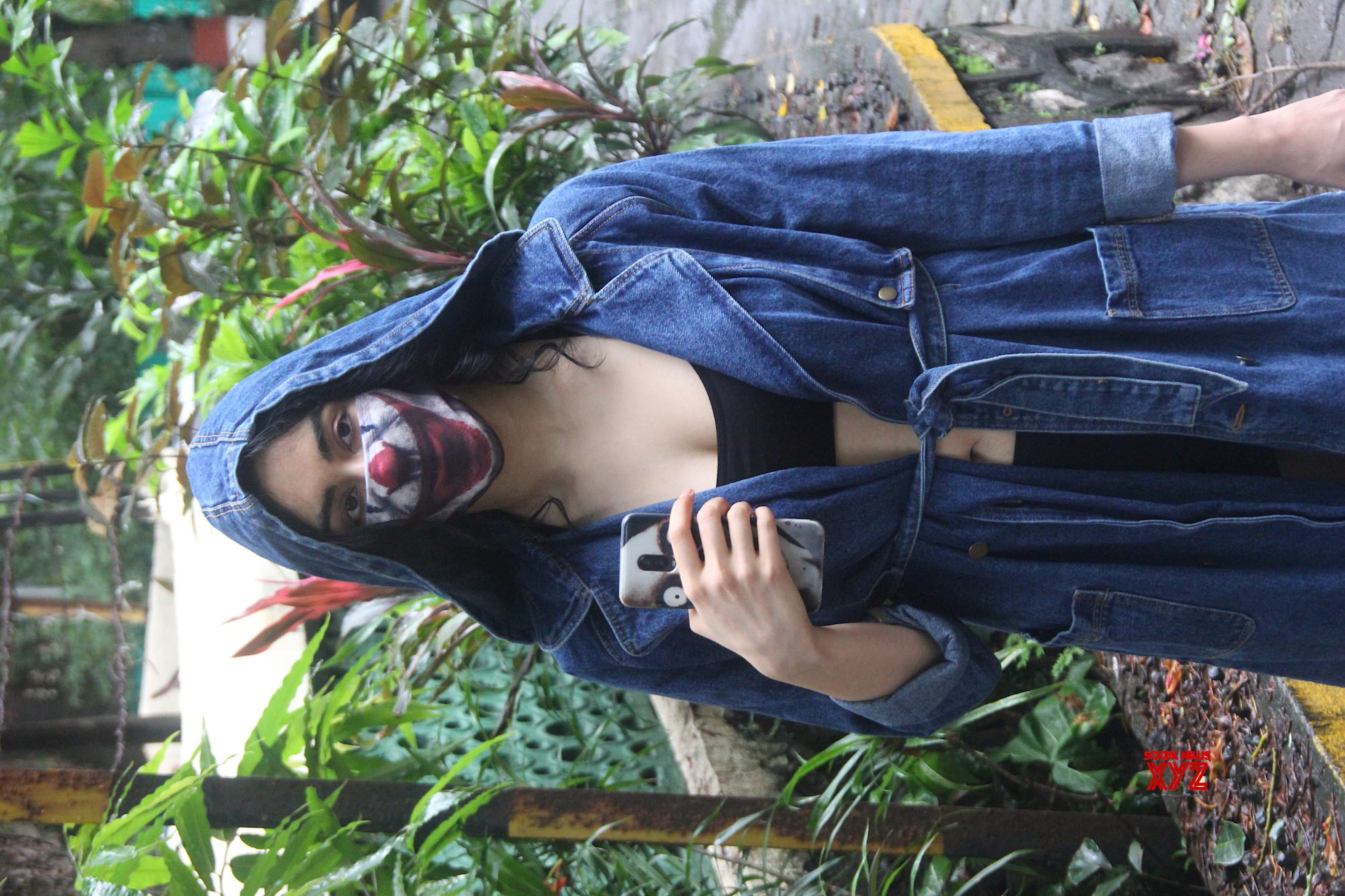 Actress Adah Sharma Spotted In Bandra - Gallery