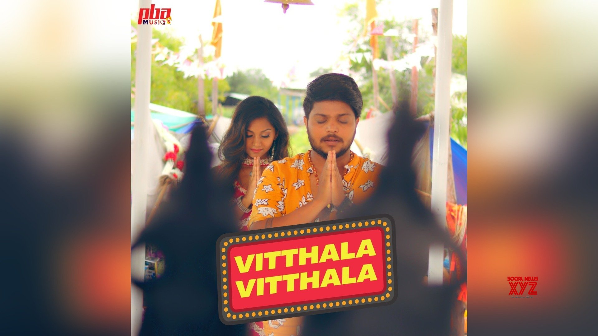 """Song """"Vitthala Vitthala"""" 's actors Rohan Mane and Tejaswini Wagh share their experiences and fun times"""