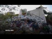 Siria: 7 muertos en bombardeos del gobierno en zona rebelde (Video)