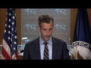 US boosts pressure on Cuba, criticizes China (Video)