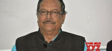Moloy Ghatak is an Indian politician currently serving as Cabinet Minister in the Government of West Bengal. (Credit : Facebook)