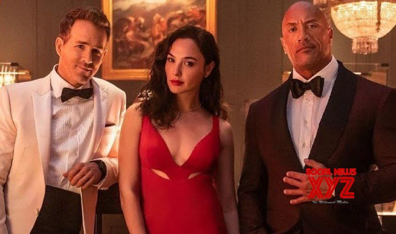 Netflix Drops Red Notice Trailer, Starring Dwayne Johnson, Gal Gadot And Ryan Reynolds