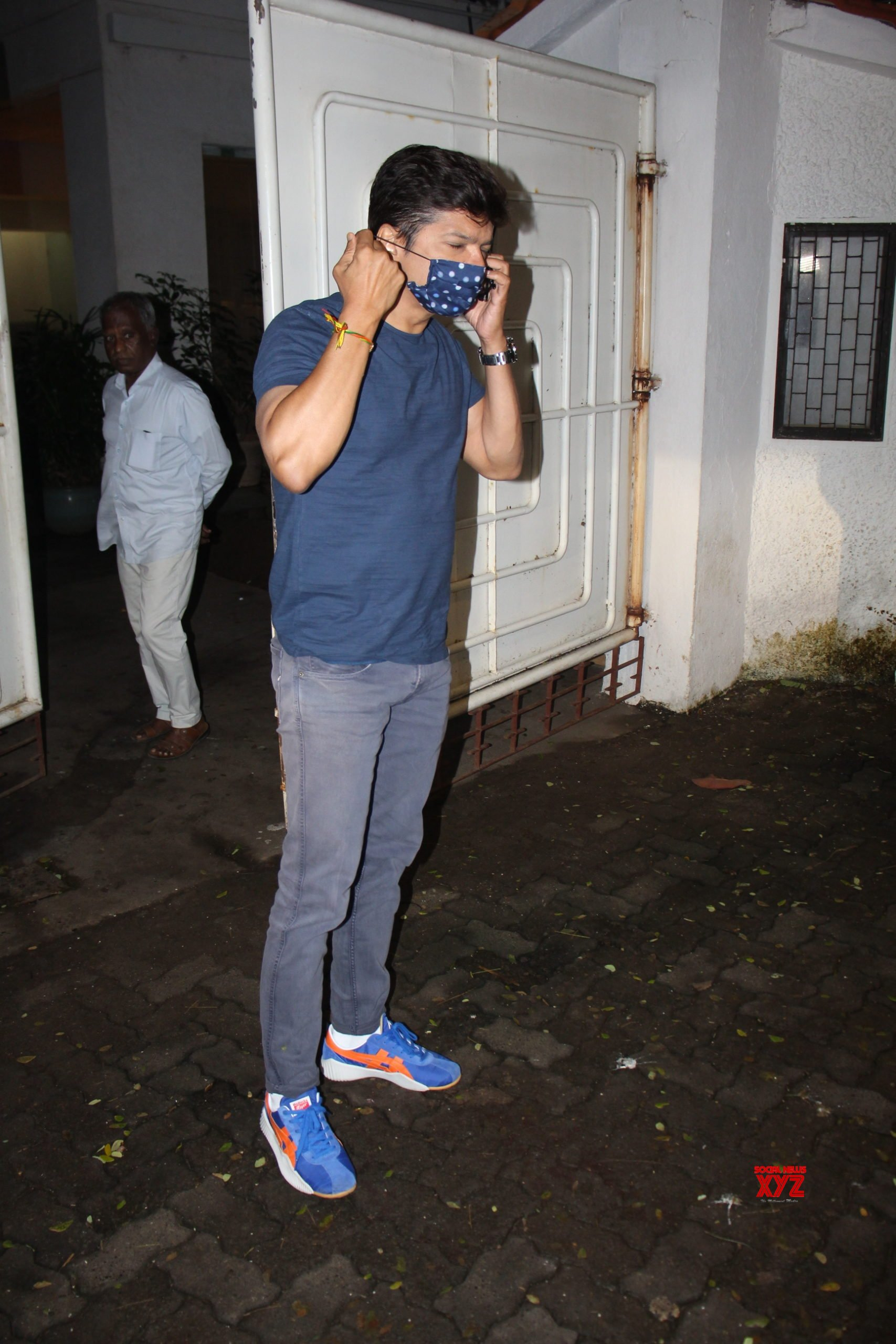 Ramesh Taurani And Singer Shaan At Screening Of Thalaivii At Sunny Super Sound - Gallery