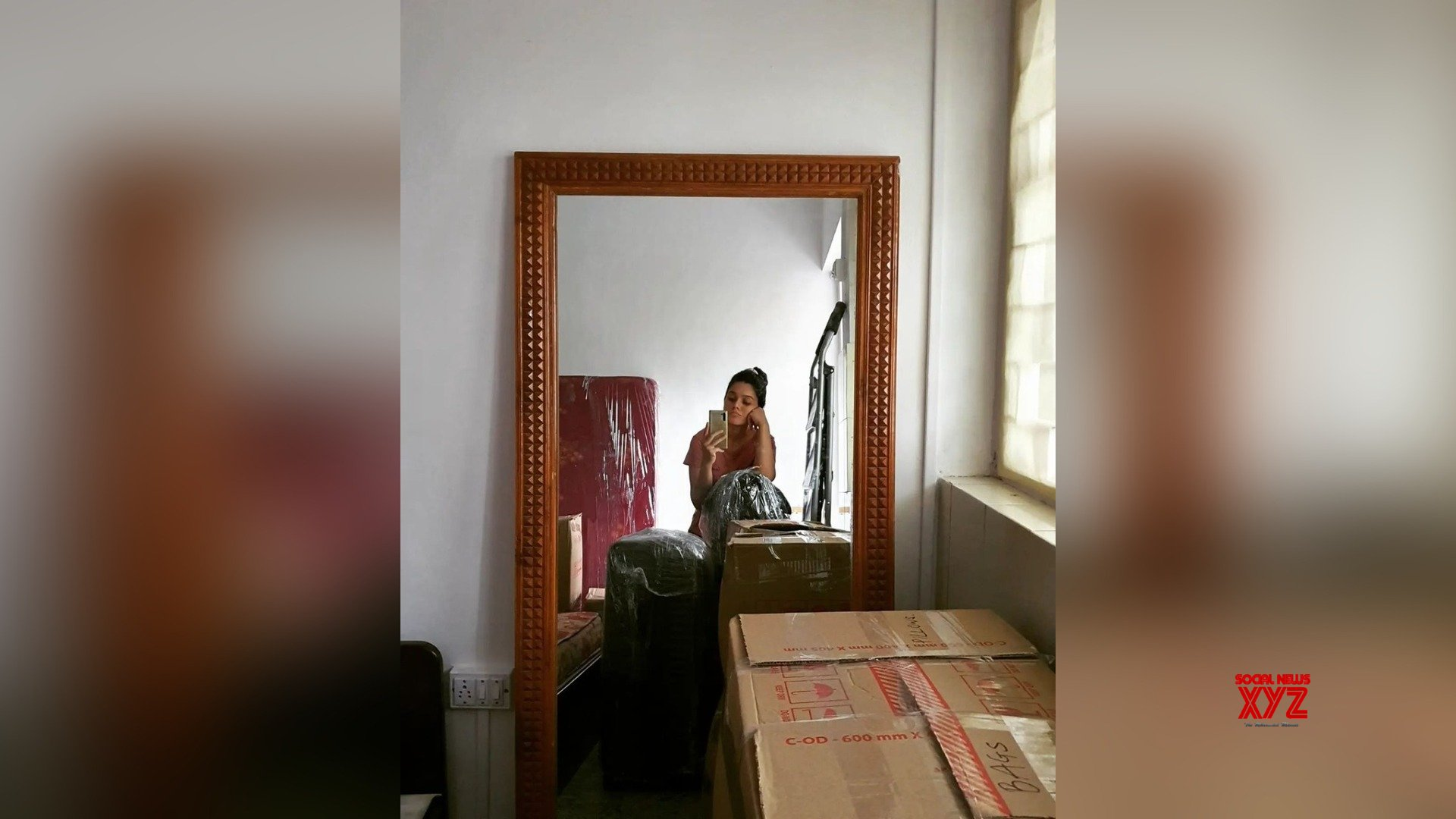 Rashmi Agdekar shares a glimpse of her new humble abode and the struggle of unpacking stuff but nature's view turns out to be her motivation