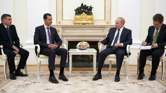 Syria hails joint 6-yr anti-terror campaign with Russia