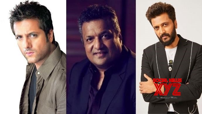 Sanjay Gupta Announces Visfot, Starring Fardeen Khan And Riteish Deshmukh
