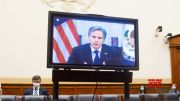 Secretary of State Blinken defends Afghanistan withdrawal on Capitol Hill (Video)