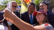 How Larry Elder brought hope to Gavin Newsom's recall campaign (Video)