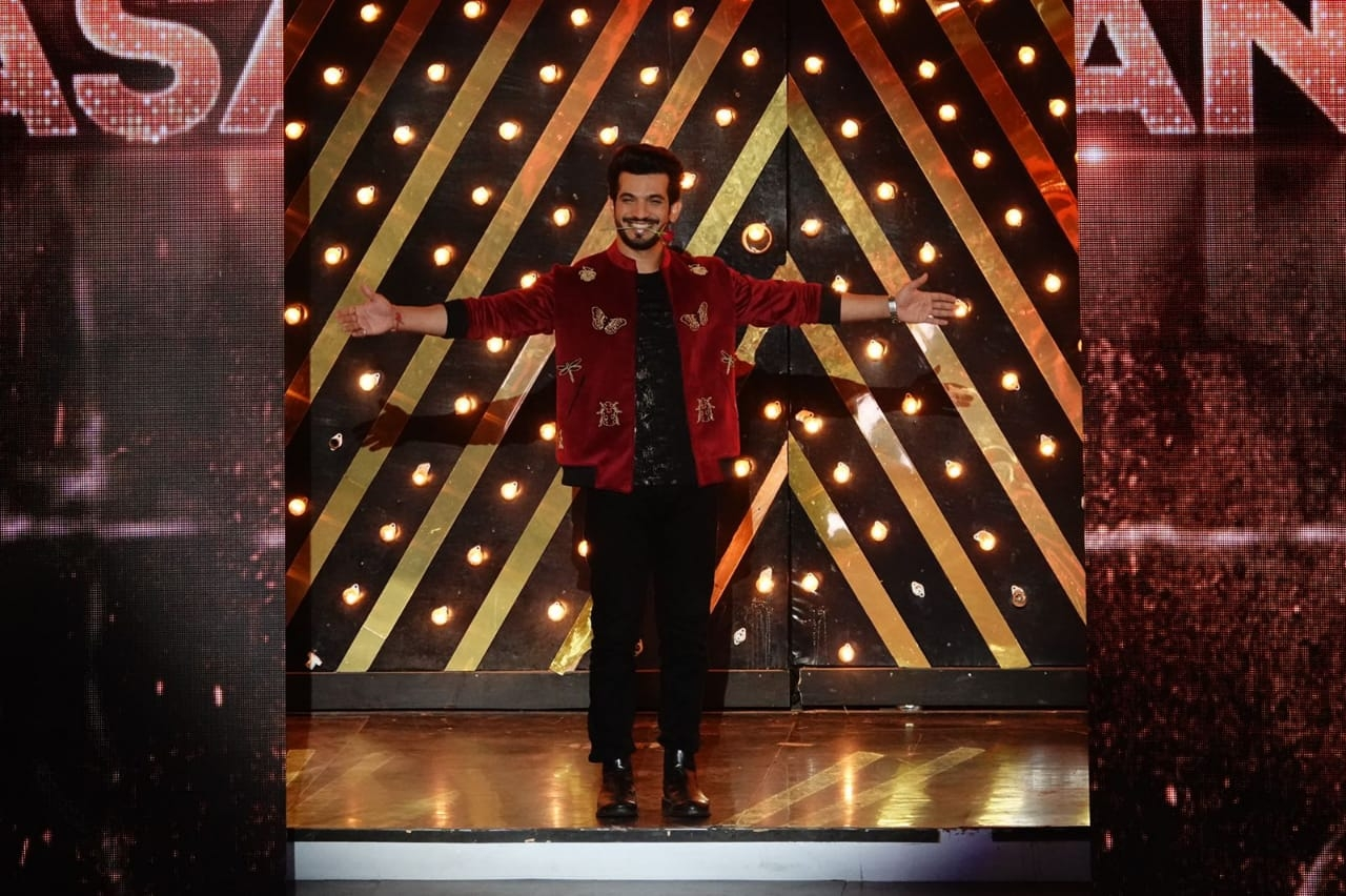 'KKK 11' host Rohit Shetty, finalists waltz onto sets of 'Dance Deewane' for 'Mahasangam' episode