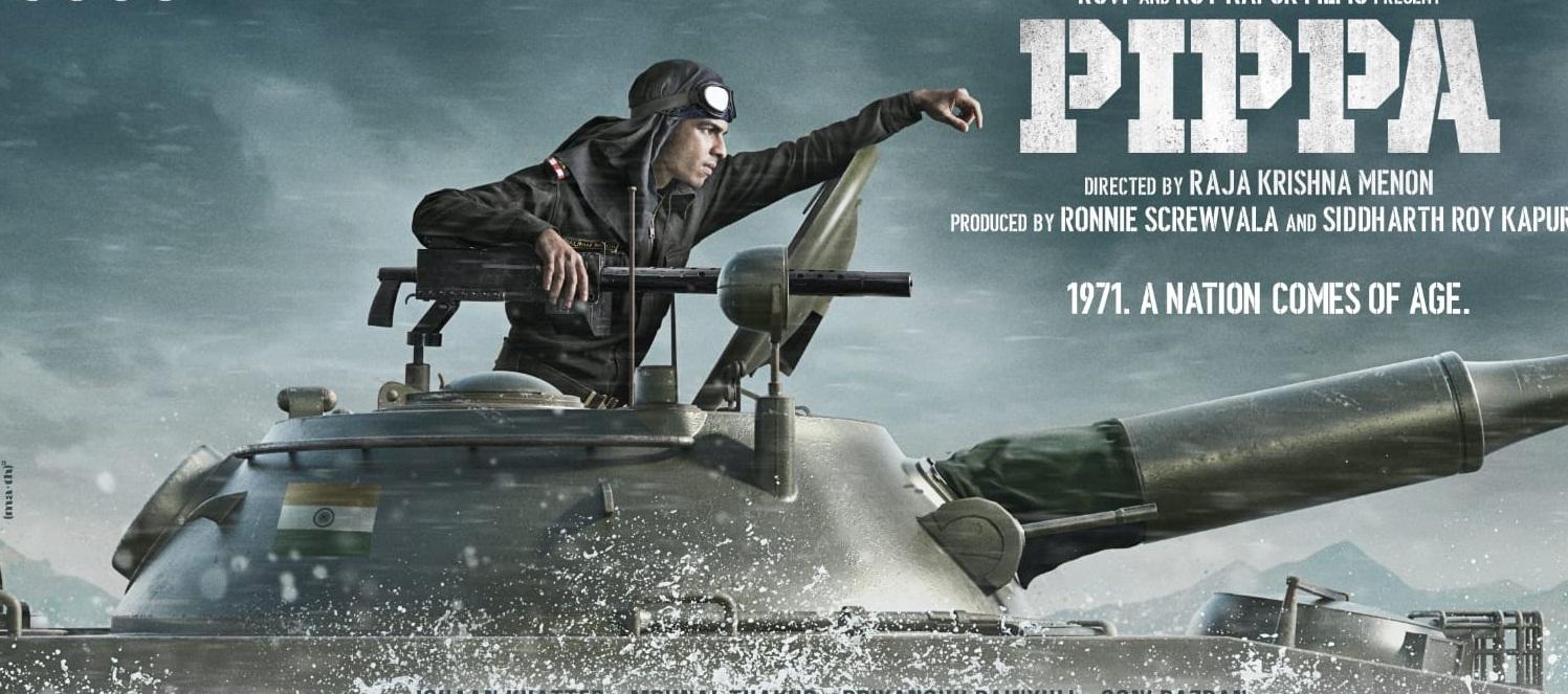 Ishaan Khattar starts shooting for 1971 war movie 'Pippa'