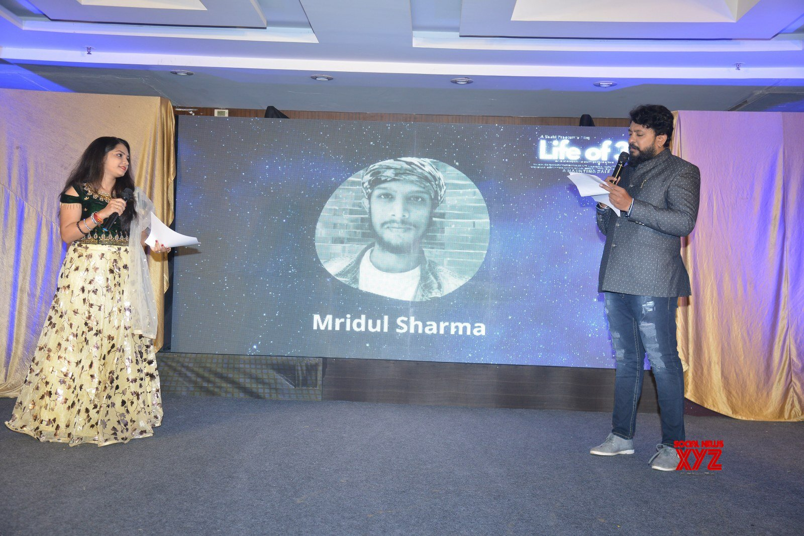 Life Of 3 Movie Music Launch - Gallery