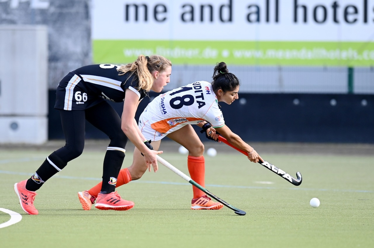 Staying in the present helped us overcome early losses: Hockey defender Udita